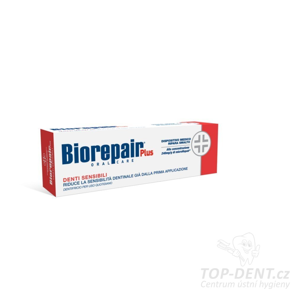 BioRepair Plus Sensitivity Control na citlivé zuby, 75ml