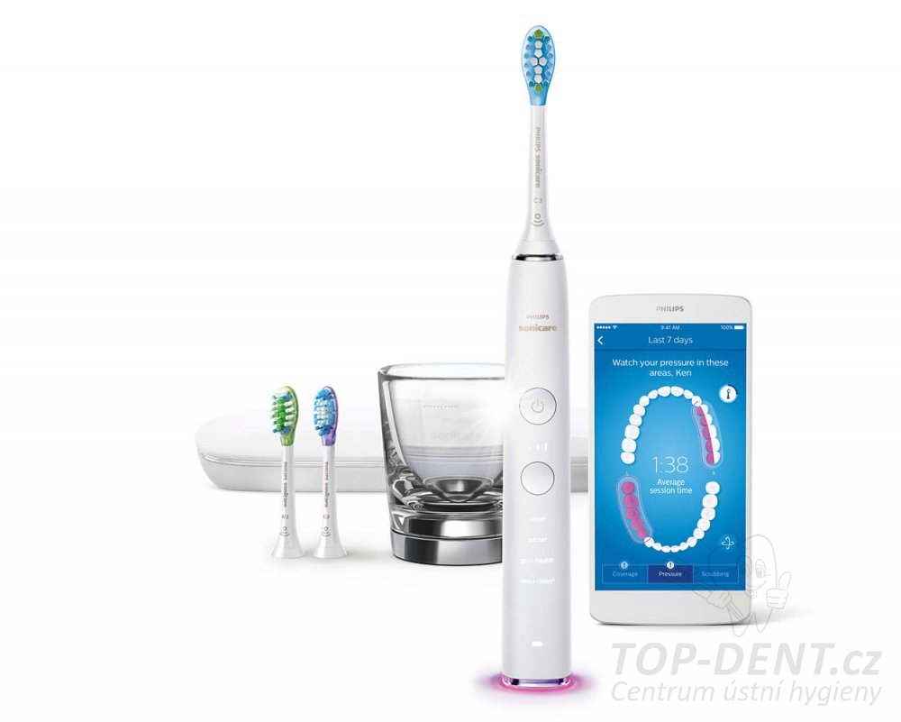 Philips Sonicare DiamondClean SMART HX9903/03 White